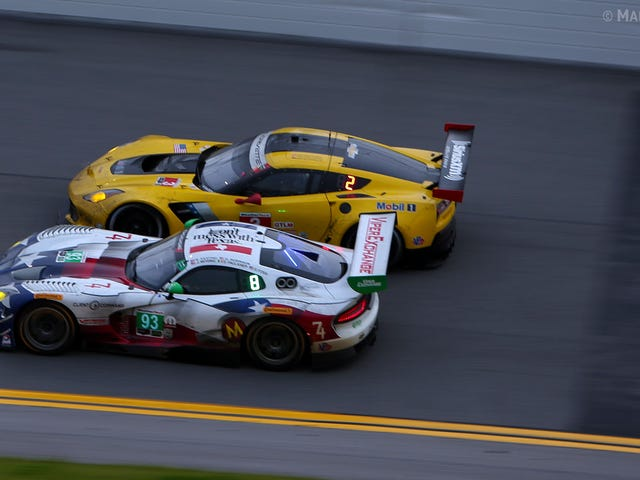 RACER's live Rolex 24 coverage continues
