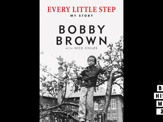 28 Days of Literary Blackness With VSB   Day 5: Every Little Step: My Story by Bobby Brown With Nick Chiles