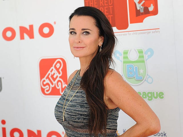 Kyle Richards Is Getting Another Show Based on Her Life's Dramas