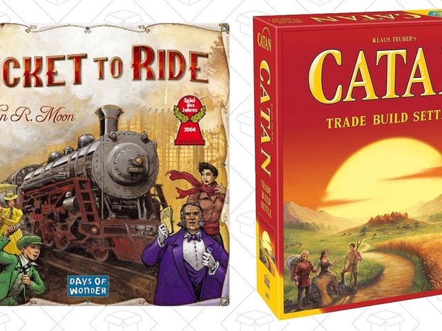 Here Are a Few More Board Games On Sale, If You Didn't Get Enough Yesterday