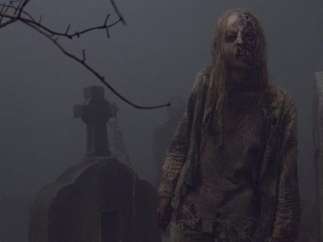 The Walking Dead wurde in seinem meist hervorragenden Mid-Season-Finale wieder beängstigend