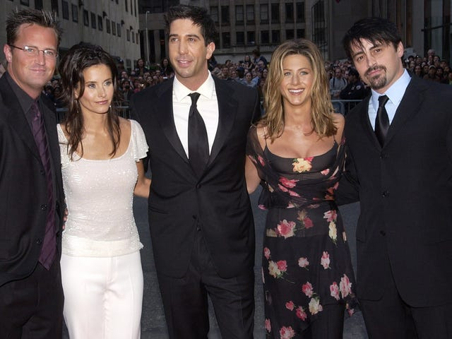 Read this: Why Friends is probably the only show safe from a reboot