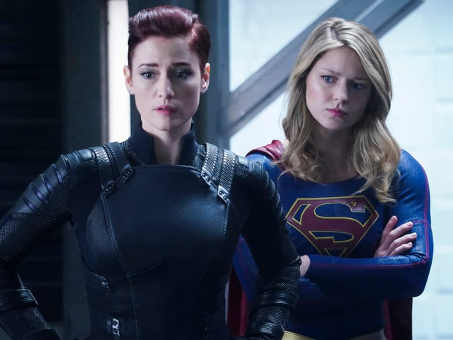 Supergirl introduces a game-changing new status quo for the Danvers sisters