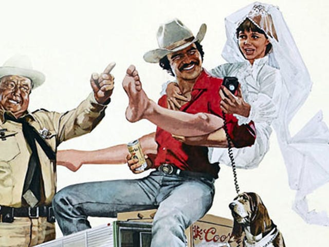 Motorized Movies: Smokey and the Bandit (1977)