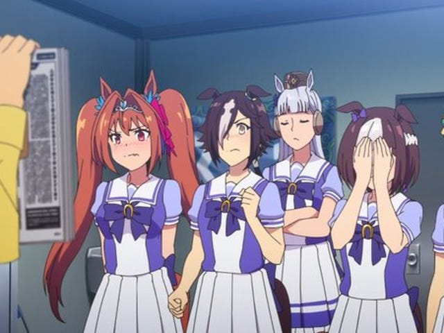 Enjoy the newest promo of the special chapter of Uma Musume pretty derby