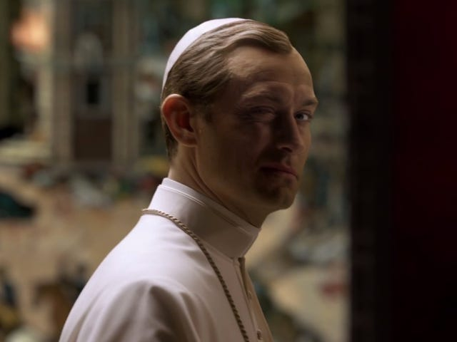 Whatever The Hell The Young Pope Was, It Ruled