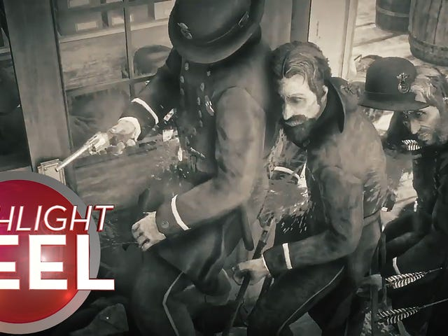 Red Dead Arrow Finds Its Mark