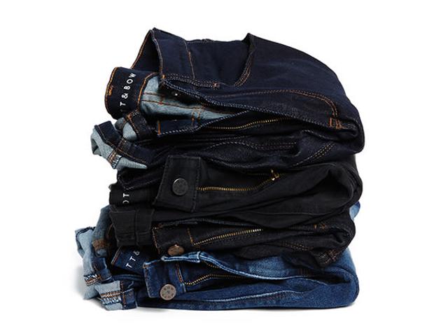 Take 20% Off A Pair Of Mott & Bow Jeans: Comfortable, Handmade Denim