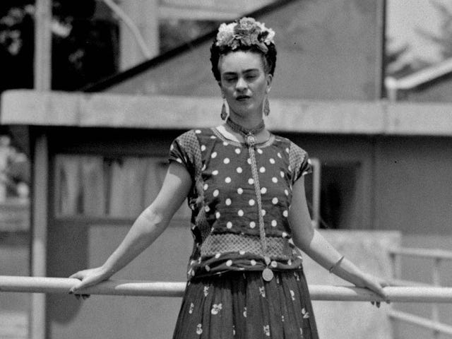 Unfortunately, That Voice Recording Is Almost Definitely Not Frida Kahlo