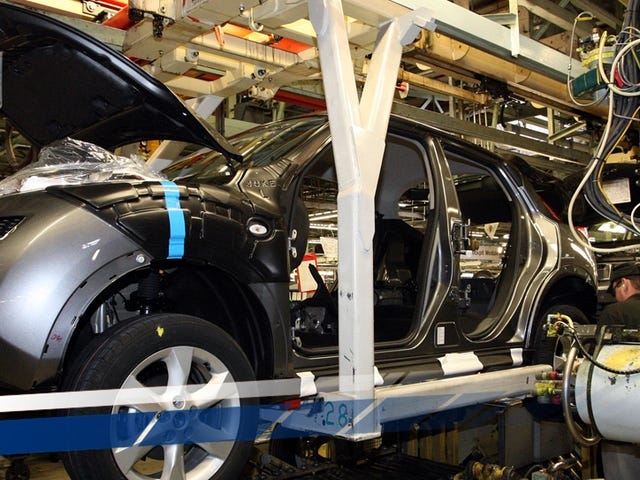 Nissan Threatens To Dump More UK Investments In The Wake Of Brexit