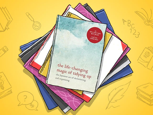 <i>The Life-Changing Magic of Tidying Up</i>: Mind-Hacking Advice for Living Clutter Free