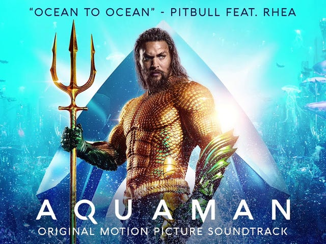 Pitbull Prøver Toto er 'Afrika' (Ja), og Ariana Grande sænker det ned på 'Forestil dig'
