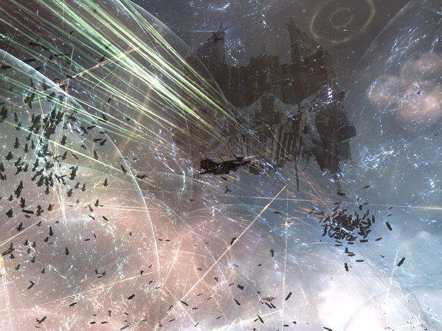 EVE Online's Constant Wars Are Driving Away New Players