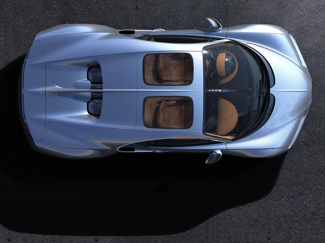 Bugatti'nin Zaten Bir Çapraz Tasarımı Var, Ama Şu Anda 'Bütçe ve Karar Yok' Var