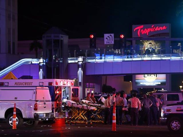 Why the Las Vegas Shooter Isn't Called a 'Terrorist'
