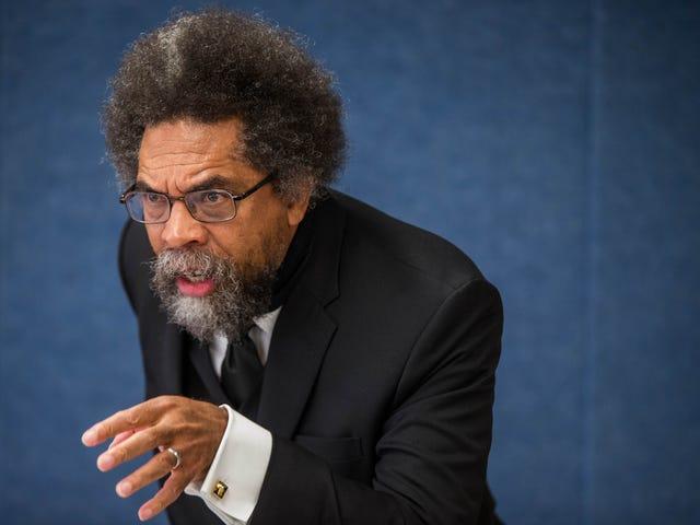 Cornel West, bạn đang làm gì thế?