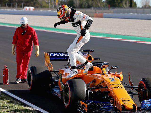 The McLaren F1 Team Hasn't Escaped Those Reliability Problems Yet