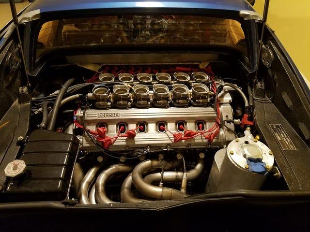 FrankenFerrari - V12 Ferrari 308