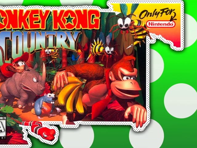 Let's Remember Donkey Kong Country, 25 Years Later