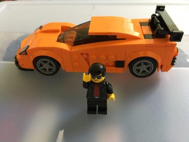 LEGO McLaren F1 LM.