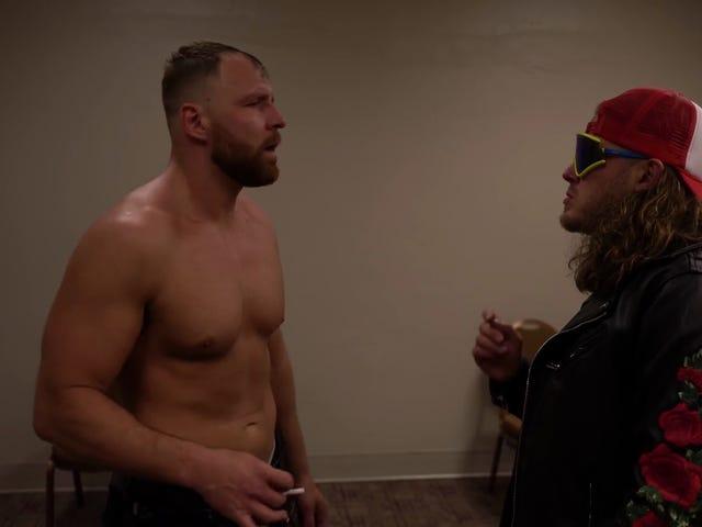 Koska WWE käärii hullun viikon, AEW purkaa toisen näyttelynsä
