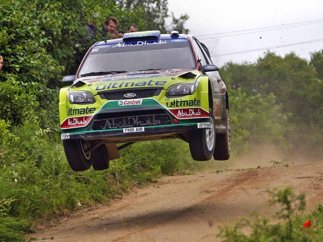 Rally Flashback - 2009 Rally Poland