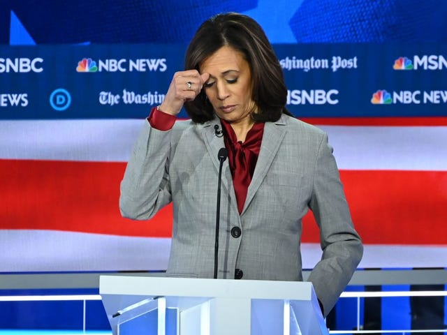 Kamala Harris Drops Out of Presidential Race Amid Rumors of a Directionless Campaign That Was Hemorrhaging Cash