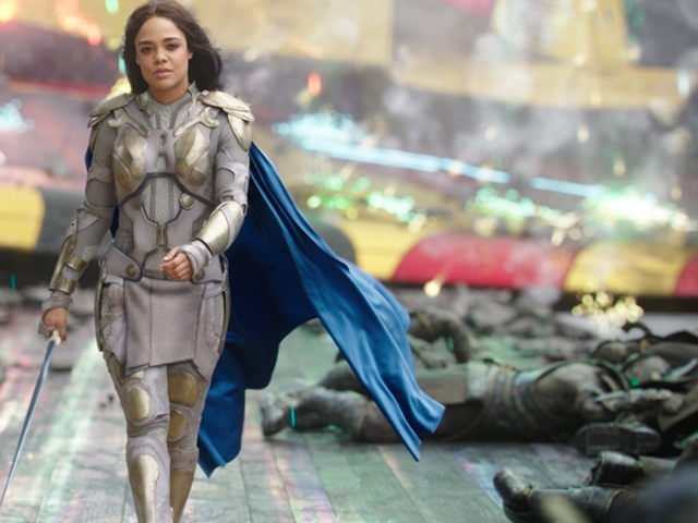 Thor: Ragnarok's Valkyrie Shows How Far We've Got to Go for LGBTQ Representation on the Big Screen