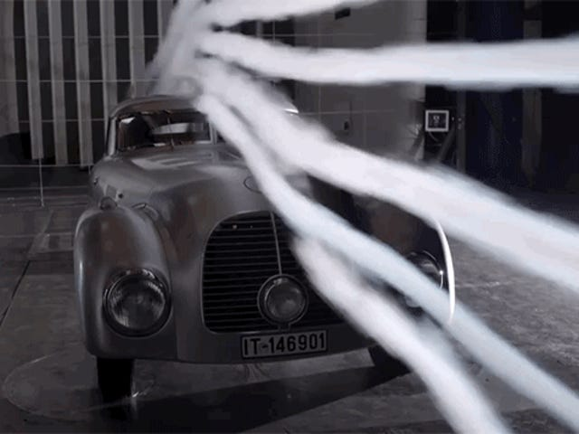 Watch Mercedes Recreate A Long Lost One-Off Race Car From 1938