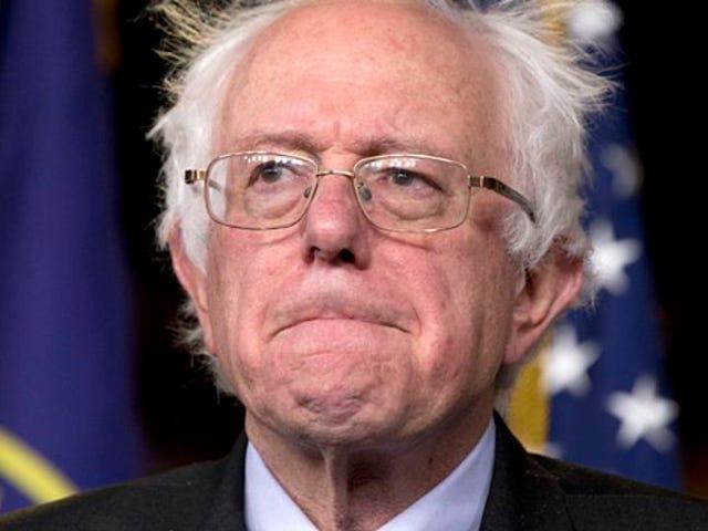 Bernie Sanders hat nicht in einem, sondern in zwei Low-Budget-Rom-Coms mitgewirkt
