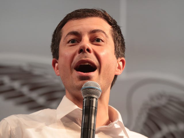 I Could Never Watch TV With Pete Buttigieg