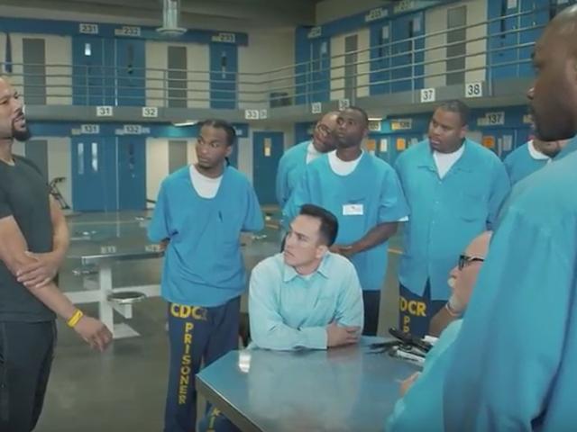 Die neue Video-Serie geht auf die Hope and Redemption Tour von Common und beleuchtet Fragen der Strafjustiz