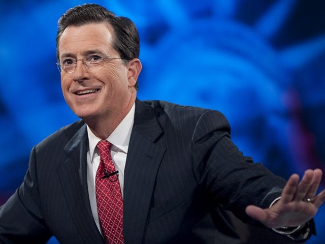 Stephen Colbert and The Giant Bombcast launch new 'casts