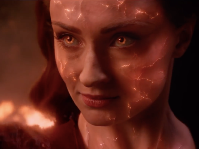 Sous un certain angle, on dirait que la bande-annonce de <i>Dark Phoenix</i> prend un coup subtil dans l&#39;univers cinématographique de Marvel