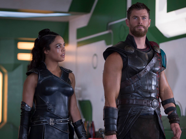 Tessa Thompson and Chris Hemsworth Are Reuniting for the Men in Black Spinoff