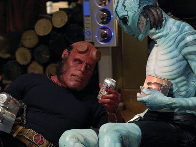 Drink Your 'No Hellboy 3' Sorrows Away with Hellboy's Official Booze