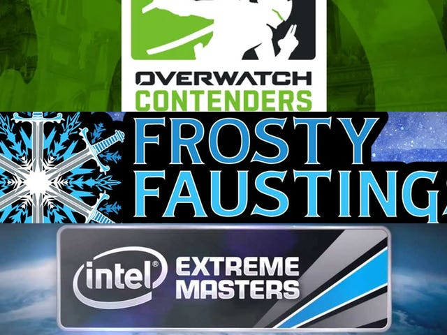 The Weekend eSports - Frosty Masters