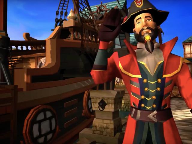 Die 13-jährige Piratenquest von Runescape geht zu Ende