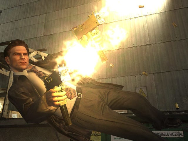 Max Payne 2's Revamped Bullet-Time Showed a New Side Of Max