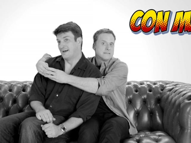Nathan Fillion and Alan Tudyk Return To Fandom In New Series Con Man