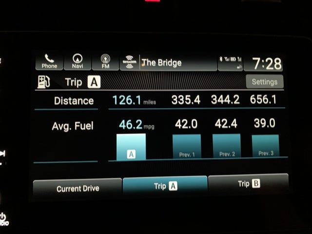 Honda Insight update: EPA estimates
