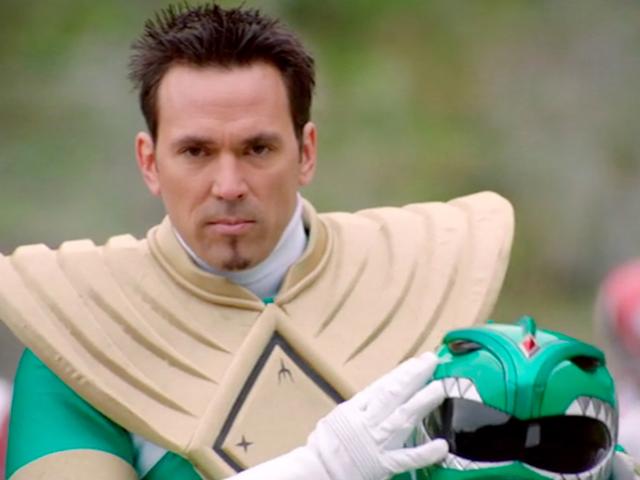 Eine kurze Geschichte von Tommy Oliver von Power Rangers gegen sich selbst kämpfen