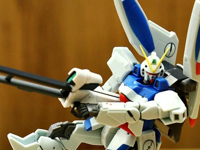 Najlepiej nazwany Gundam dostaje fantastyczną zabawkę