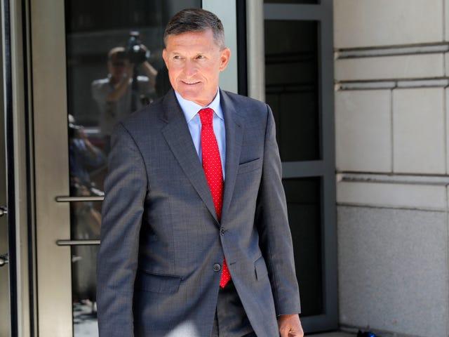 Richter in der Anhörung von Michael Flynn liest ihn für Dreck, verschiebt aber seine Verurteilung, damit er weiter schnattern kann