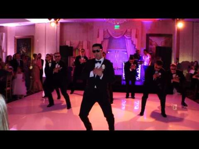 These Groomsmen Dancing to Beyoncé Should Take Their Show on the Road