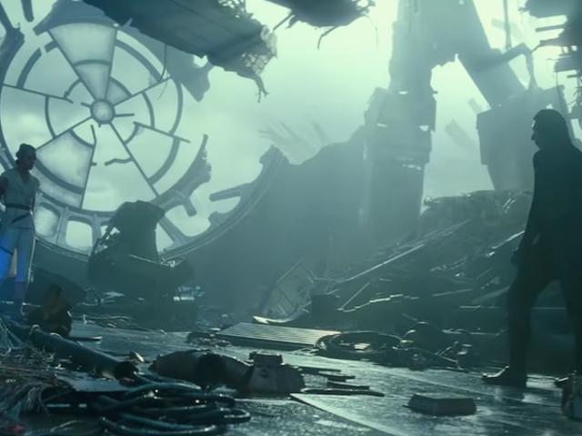 Por qué la música del último tráiler de Star Wars: The Rise of Skywalker suena tan épica