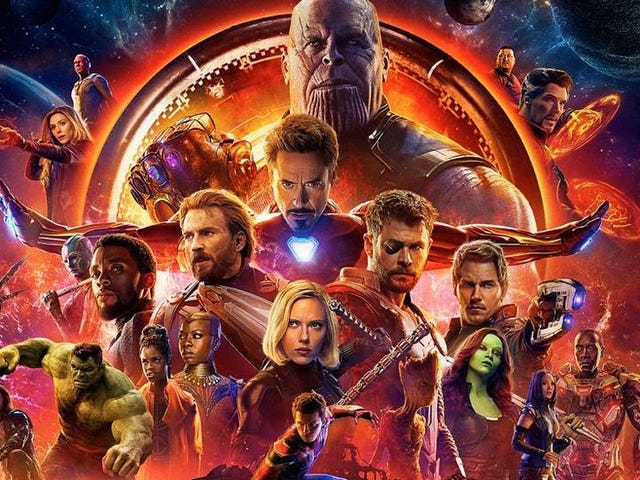Avengers: Infinity War Discussion