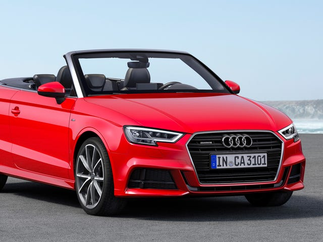 Dead: Audi A3 Cabriolet