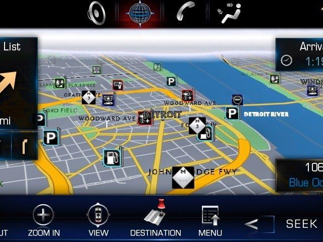 Quelle est votre pire histoire GPS-Fail?