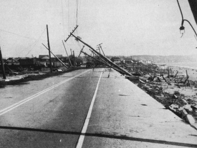 Can O History - The Great Hurricane of 1938